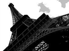 Photographie de la Tour Eiffel - Paris