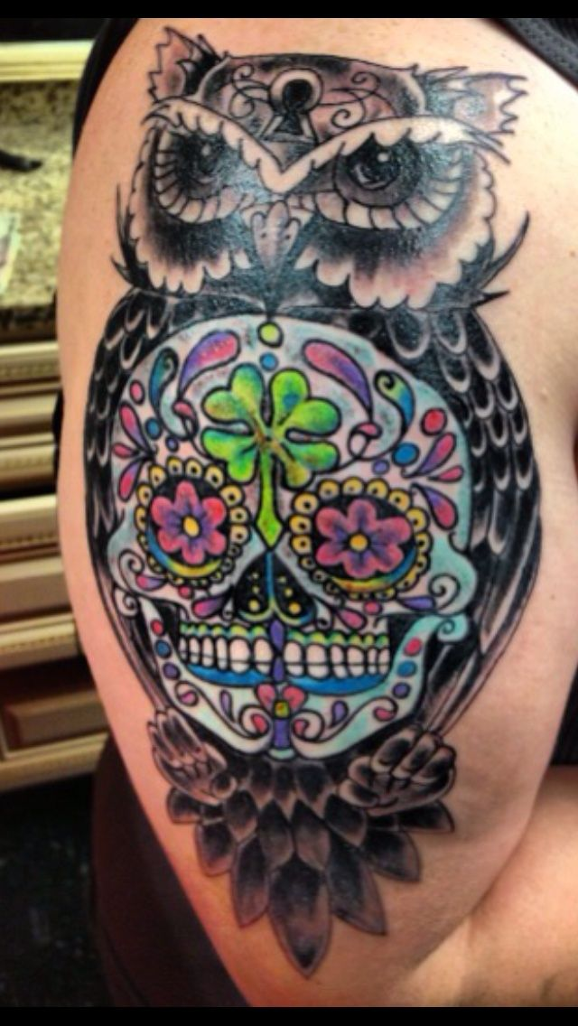 Sugar skull tattoos - mexican day dead history, But in order to embrace something, you have to understand it and support its significance. Description from design.newtattoo.net. I searched for this on bing.com/images