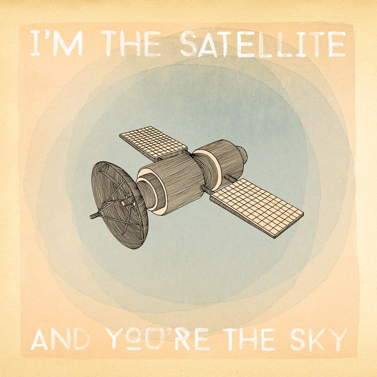 AndrewMcMahon - Autographed Cecilia and the Satellite Poster