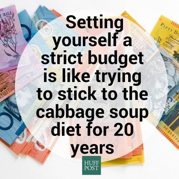Trying To Save Money? Throw Away Everything You Know About Budgeting
