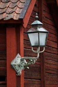 Lamp in Gamla Linköping