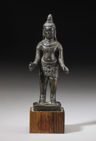 14 best khmer arts images on pinterest buddha bronze and cambodia a copper alloy figure of shiva cambodia banteay kdei style mid century malvernweather Choice Image