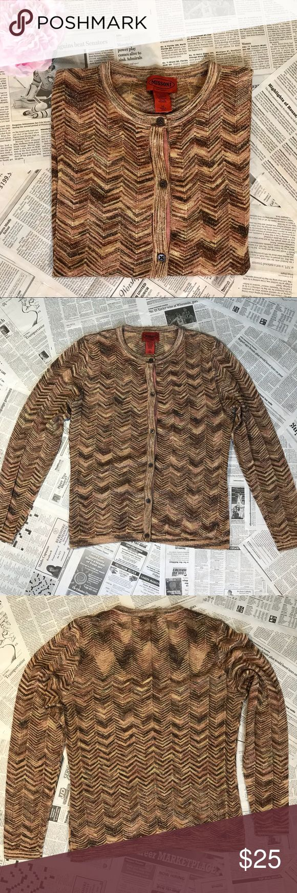 I just added this listing on Poshmark: Missoni For Target Cardigan. #shopmycloset #poshmark #fashion #shopping #style #forsale #Missoni for Target #Sweaters
