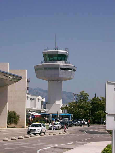 Dubrovnik Airport - Wikipedia, the free encyclopedia