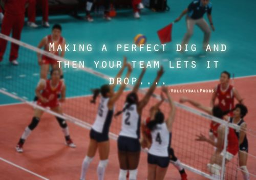 volleyball problems | Tumblr