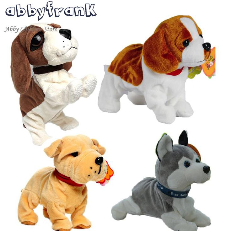 $36.38 - Cool Abbyfrank Sound Control Electronic Dogs Interactive Electronic Pets Robot Dog Bark Stand Walk Electronic Toys Dog For Children - Buy it Now!