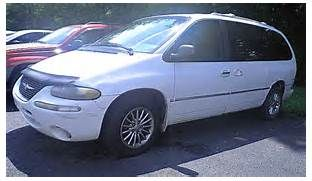 2000 Chrysler Town & Country Limited Edition For Sale in Danville, KY ...