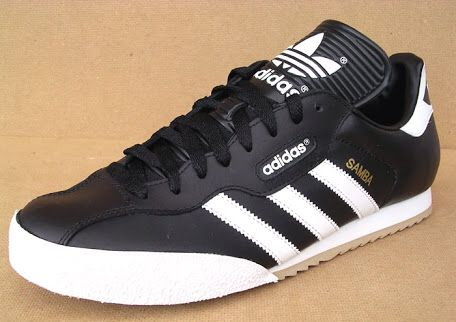 Samba, by Adidas