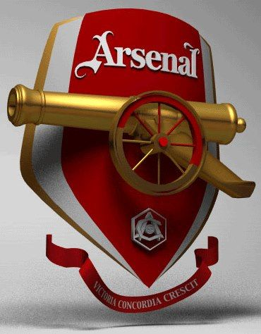 #Arsenal Gunner Badge 3D  http://ozsportsreviews.com/2014/12/wenger-out-so-what-sort-of-football-club-do-you-want/