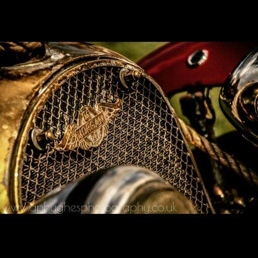 Classic Car   Morgan Grill