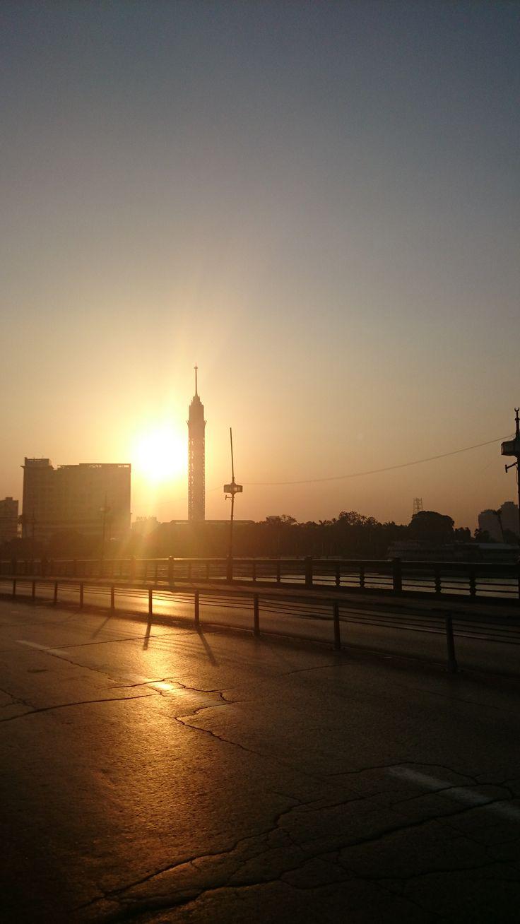 Sunset@Cairo
