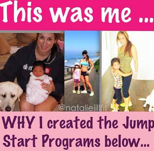 MY STORY! the story behind WHY I originally created the Jump Start Program. This was me 6 years ago. I was a new mom, 65 lbs heavier than today, thighs rubbing together, depressed, grumpy. I was working full time, going through a divorce, struggling financially. I had/have an auto immune (celiac).  #BodyAfterBaby #FitMom #BeforeAndAfter #FitnessStory #FitnessTrainer #Celiac #NutritionCoach