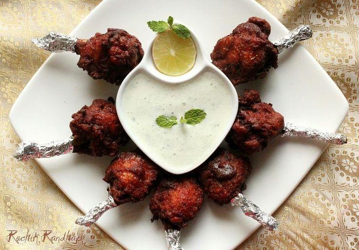 Chicken Lolipop <3