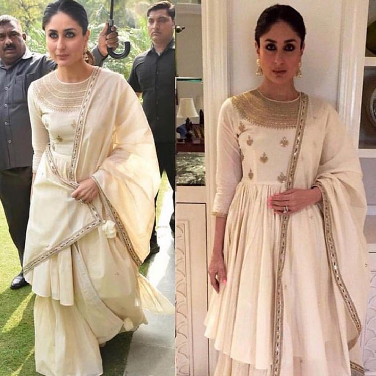 Kareena Kapoor Khan's @punitbalanaofficial kurta and ...