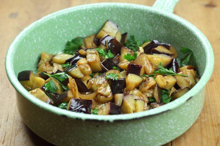 Panfried Eggplant - Maggie Beer