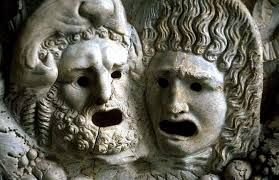 Image result for the frogs masks aristophanes