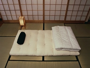 Japanese futon | much different than American futons, so comfortable