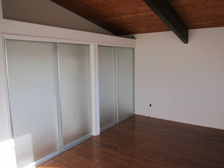 closet doors for basement bedroom