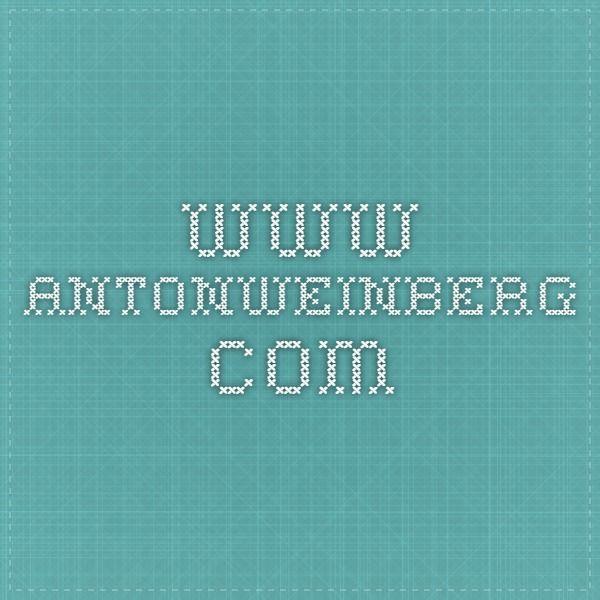 www.antonweinberg.com
