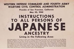 Korematsu v. United States | make poster using this and dissent