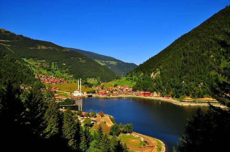 Uzungöl, Trabzon, Turkey
