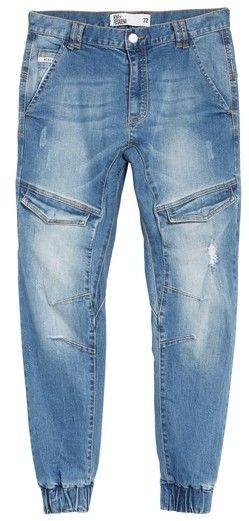 Men's Nxp Flight Skinny Denim Jogger Pants