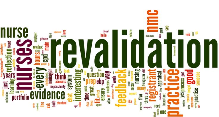 31st July 2014 #WeNurses   Help! Revalidation! with @NSeditor