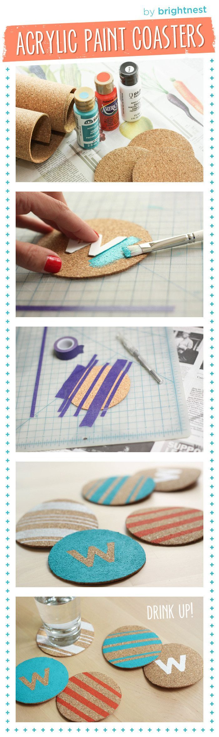 10 DIY Projects for the Home: Table Protectors #diy #project