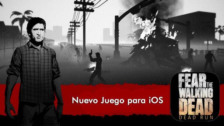 """""""Fear The Walking Dead"""" presenta su juego para móviles #Juevos #iOS"""