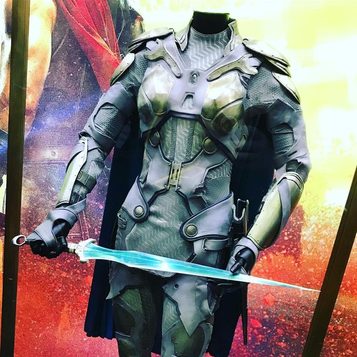 11th November 2017 Disney. Thor preview.  Costume for Valkyrie played by Tessa Thompson #disney #disneyland #californiaadventure #anaheim #thor #thorragnarok #valkyrie #tessathompson #costume #losangeles #la #california #photography #iphone7plus