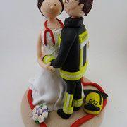 Brautpaare Berufe - Die Krönung für Ihre Torte!