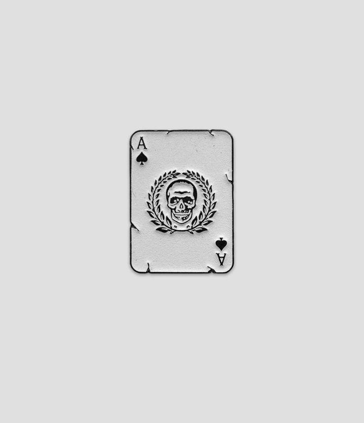 Cheat Death Corp - Monolith Pin