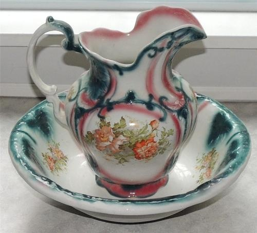 1000 Images About Pitcher And Bowl Sets On Pinterest