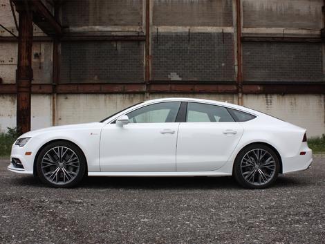2016 Audi A7: review - Roadshow
