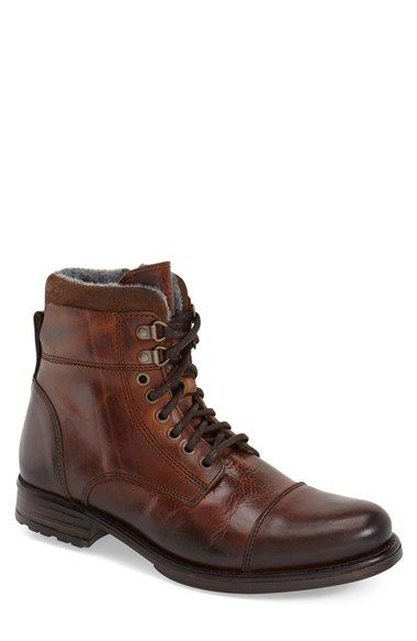 ALDO 'Giannola' Derby Boot (Men) available at #Nordstrom. Wednesday can't come quick enough...