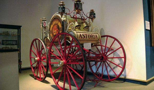 La evolución de los carros de bomberos en EE.UU.
