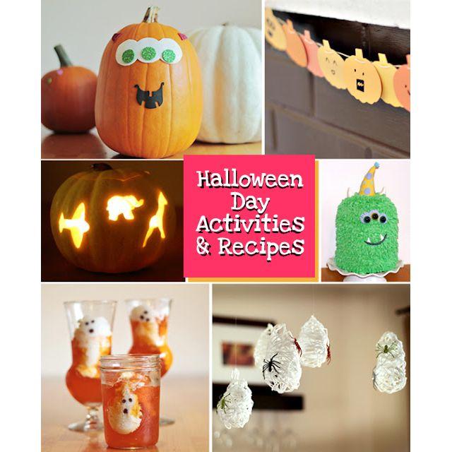 154 best Holidays images on Pinterest Holiday ideas, Halloween - halloween activities ideas