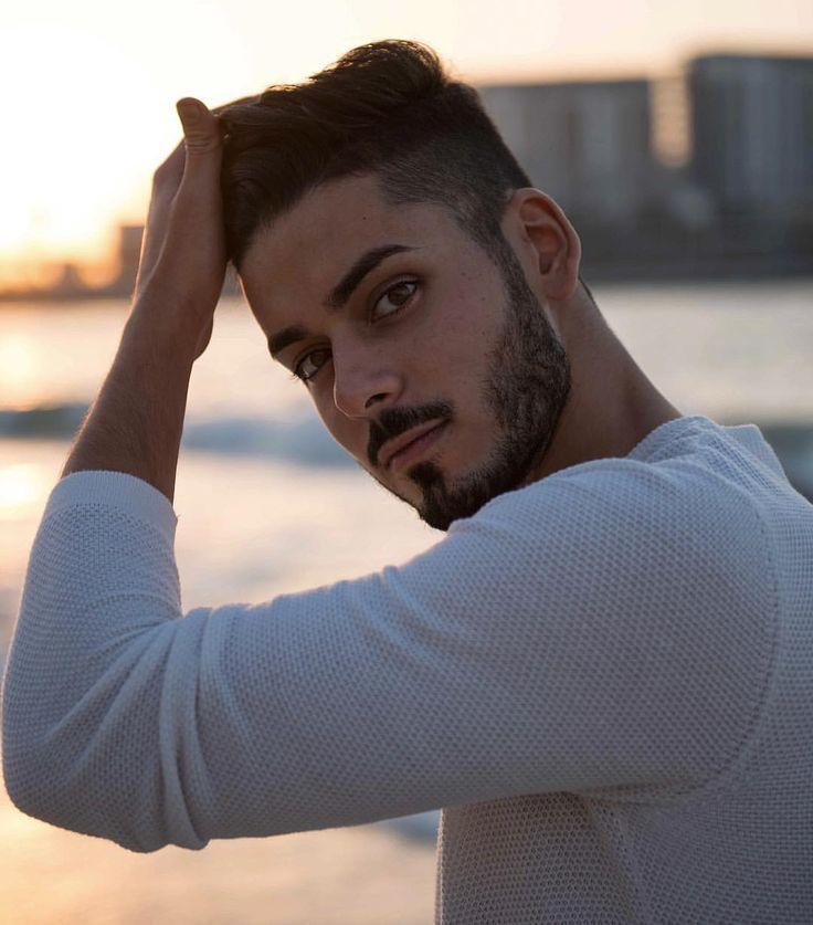 Abbas Mrad (@abbasmomo) @abbasmomo | Cool hairstyles for
