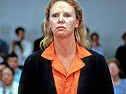 I thought Charlize Theron was good, but I didn't know she was brilliant until she played Aileen Wuornos in Monster.
