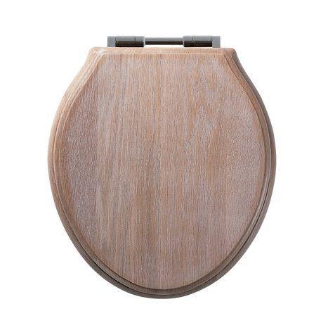 Roper Rhodes Greenwich Toilet Seat – Limed Oak. Very popular solid wood toilet seat