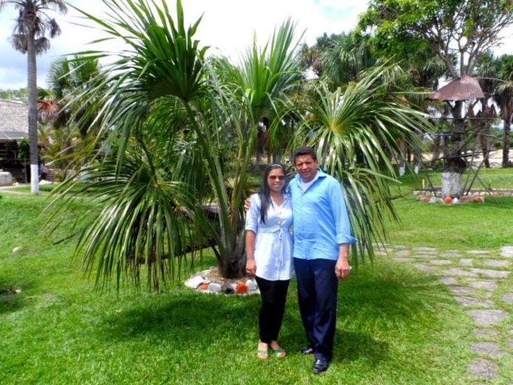 Paseo con Jesii Rojas