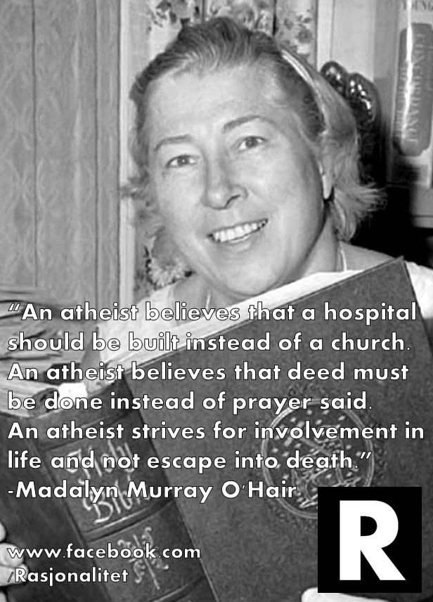 Madalyn Murray O'Hair