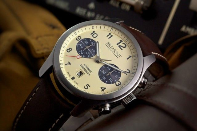 Bremont Watches - Men's Fashion Style by DMarge #bremont British Watchmakers London #horlogerie @calibrelondon
