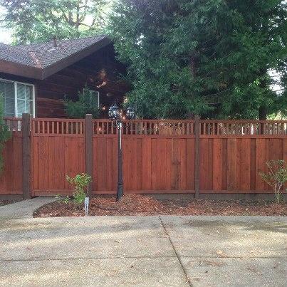 8 Best Reuben Borg Redwood Fences Danville Pleasanton