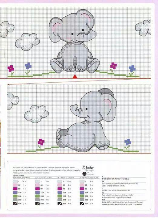 Adorable lil elephant!