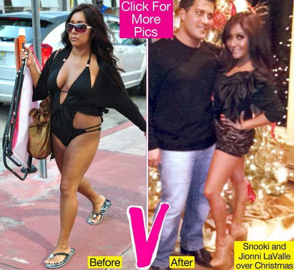 Seriously?!  If Snookie can do it you can do it.     if this isn't motivation I don't know what is