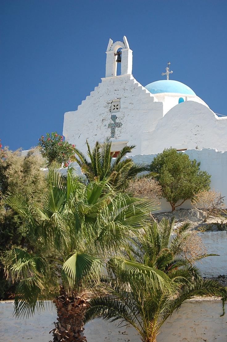 Parikia, Paros Church