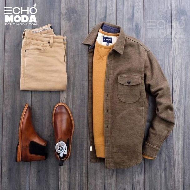 25 طقم ملابس رجاليه كاجوال منسق شتاء 2021 Mens Fashion Casual Outfits Mens Fashion Casual Mens Fashion