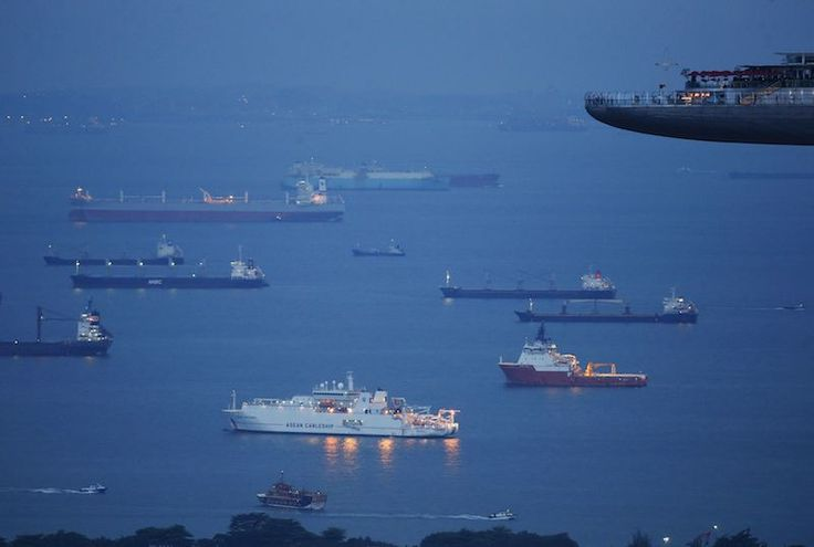 Featured Collection: Port of Singapore – Gateway to Asia