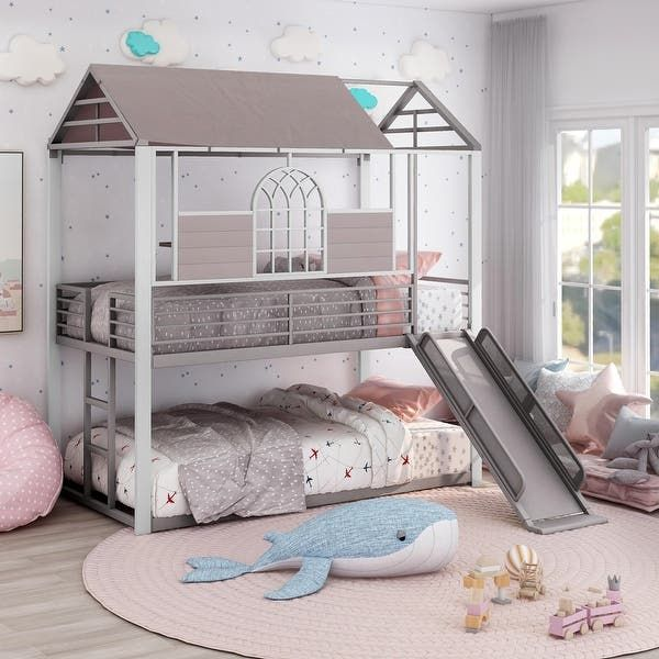 Pin On Bunk Beds For Girls Room